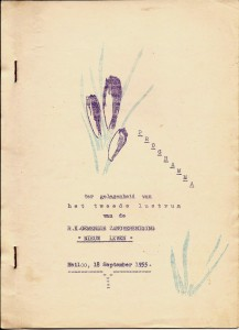 18 2e Lustrum