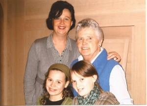 2009 Corry, Dorien en Annick
