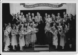 1950. Nieuw Leven op het concours in Heiloo