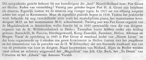 1968. Piet Groot jubileum 40 jaar