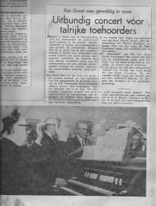 1968 Schitterende recensie