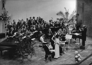 1970 Lustrumconcert 25 jaar