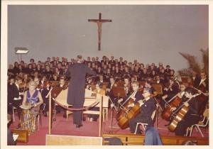 1972 P.J.Olthof Die Jahreszeiten