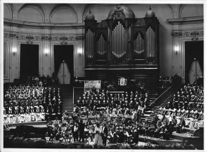 1974 Gezamenlijk concert Concertgebouw