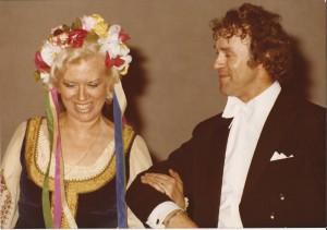 1977 Marie-Cécile Moerdijk en Piet de Reuver