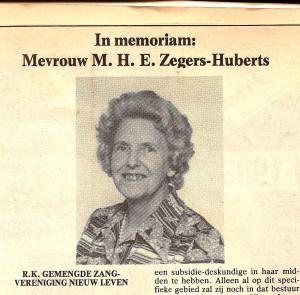 1983 Overlijden Mevr. Zegers[1]