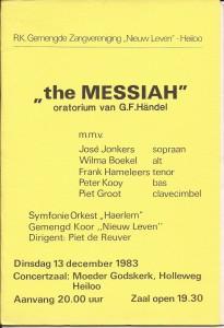 1983 Programmaboekje