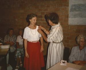1985 K.Roos 25 jaar lid