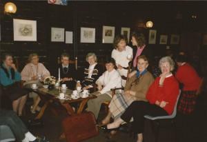 1993 Repetitie koffiepauze