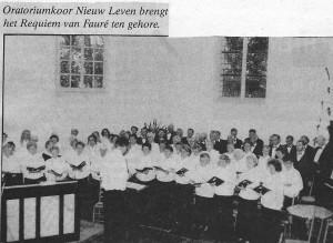 04-1996 Dodenherdenking, Req.Fauré