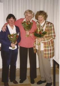 2006 Jaarverg. Huldiging jubilarissen