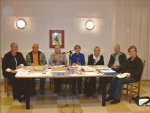 2010.2 Jaarverg. nieuw bestuur