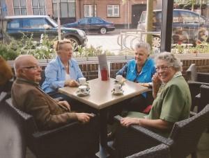 2011.16 Afscheid Ans Driessen na 66 jaar