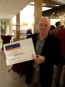 2012.4 Cheque van Rabo, foto 2
