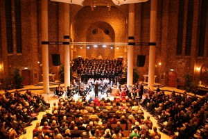 2015.15 20 nov. Messiah in de Cultuurkoepel