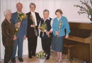 21-2003 Jaarvergadering Huldiging jubilarissen