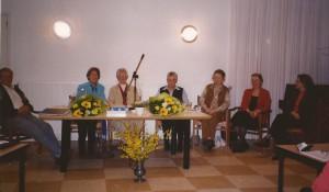25-2005 Jaarvergadering, bestuurswisseling