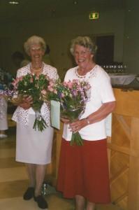 29-2005 Juli Huldiging 60 jaar koorlid
