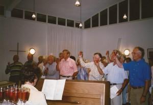 32-2005 Juli toast op 60 jarig jubileum
